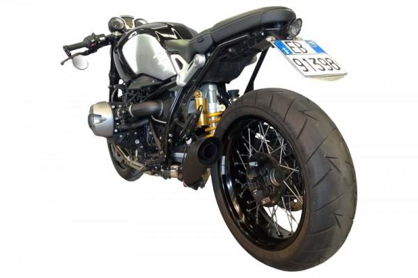 G&G SPORTAUSPUFF BLACK - GP STYLE - BMW NINE T