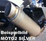 G&G SPORTAUSPUFF INOX - MOTO 2 - CBR 600 F 91-97